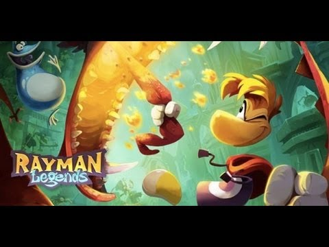 aperçu rayman legends - visite studios ubisoft