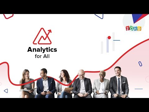 video Zoho Analytics