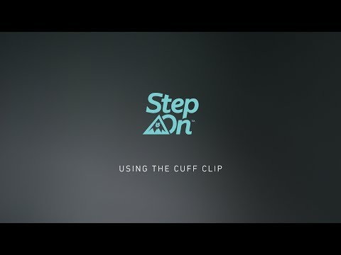 Burton Step On? Tutorial - Using The Cuff Clip