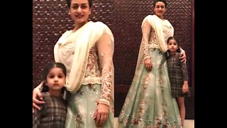 Mahesh Babu Namrata's Daughter Sitara Very Cute Video - Superb :) !!