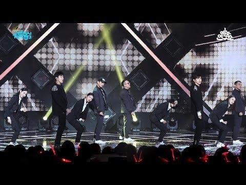 [예능연구소 직캠] 동방신기 운명 @쇼!음악중심_20180414 The Chance of Love TVXQ! in 4K