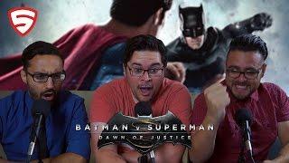 Batman v Superman: Dawn of Justice Final Trailer Review