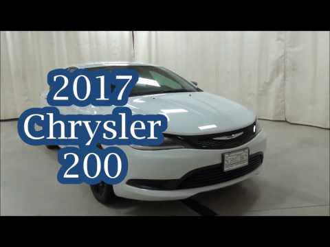 2017 Chrysler 200 at Schmit Bros Dodge/Chrysler in Saukville, WI!