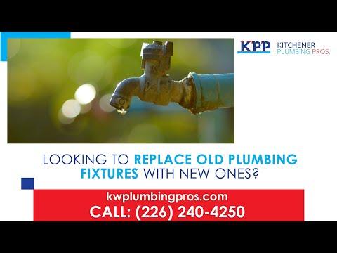 New Plumbing Installations Services - Kitchener Plumbing Pros (226) 240-4250 - Best Plumber Near Me