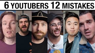 Mistakes New Youtubers Make & 15 Tips to Avoid Them