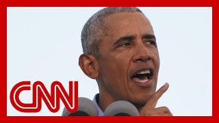 Barack Obama delivers scathing takedown of Donald Trump