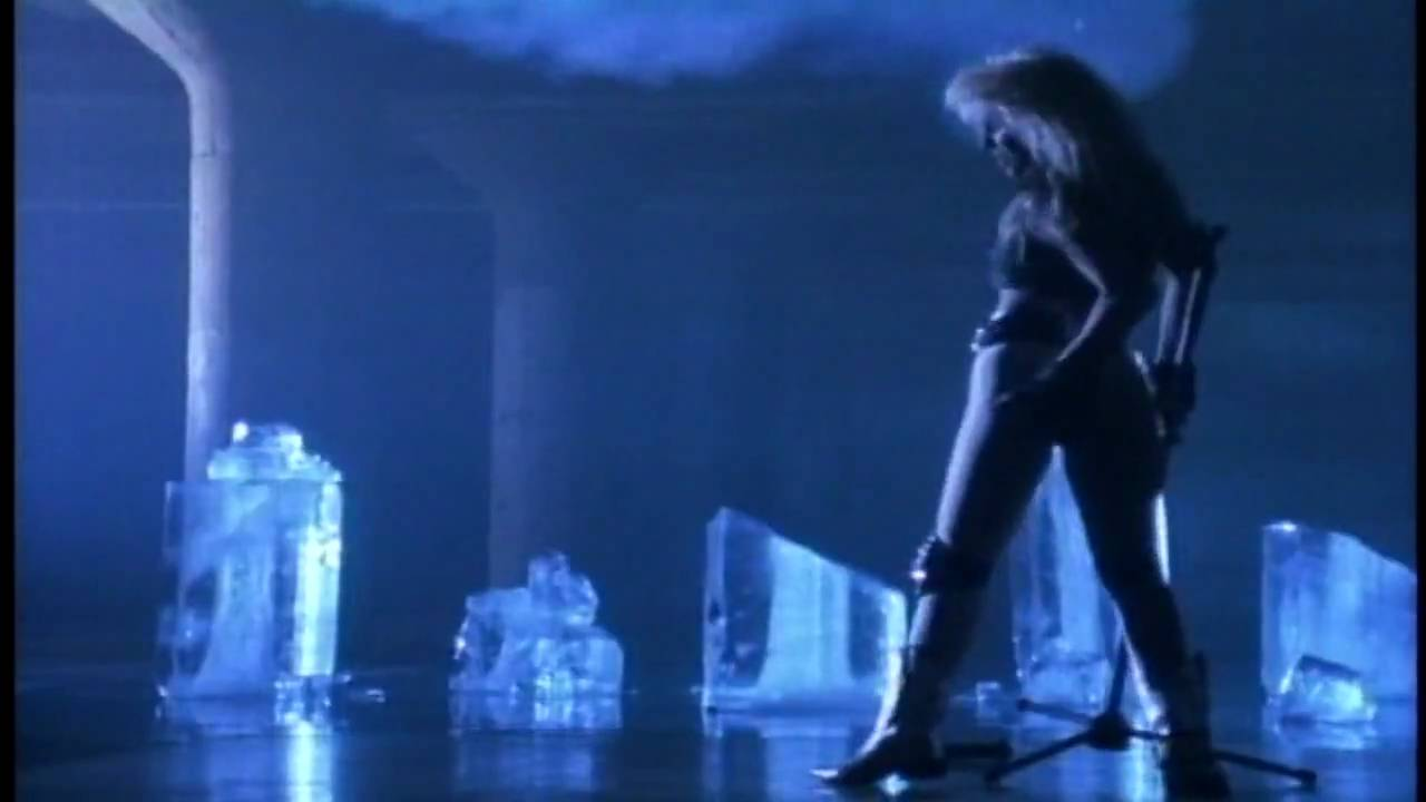 Lita Ford Kiss Me Deadly Youtube