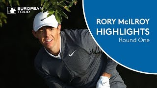 Rory McIlroy Extended Highlights | Round 1 | 2018 Abu Dhabi HSBC Golf Championship