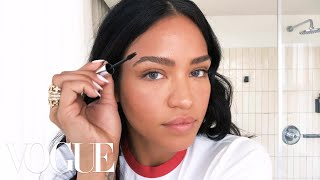 Cassie's Smoky Eye Trick | Beauty Secrets | Vogue