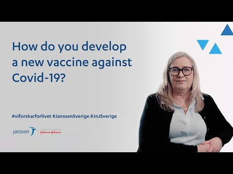 Covid-19 vaccine | Interview with Ulrika Nilroth