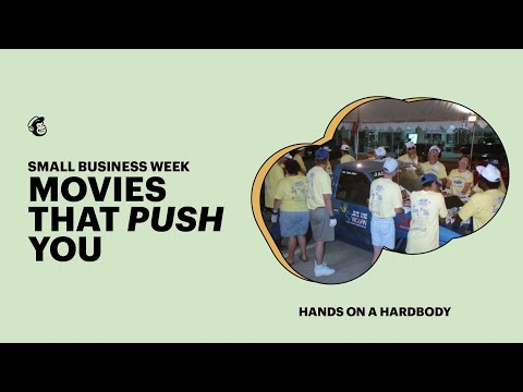 Hands on a Hardbody   Small Business Week 2021   Mailchimp Presents