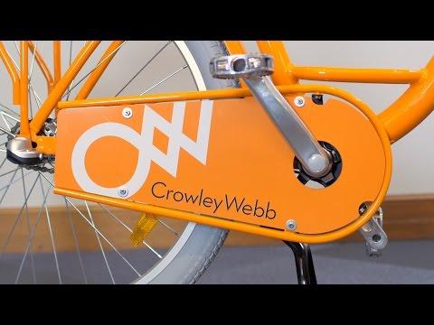 Bike Build - Crowley Webb