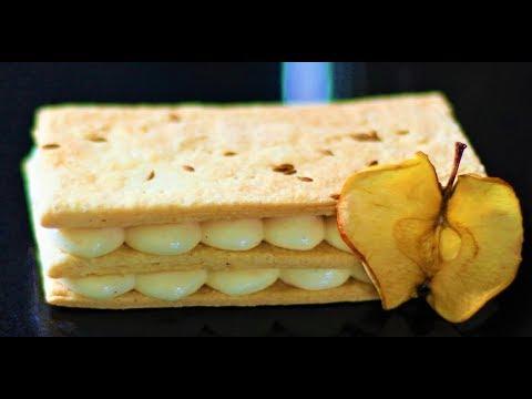 яблочный наполеон рецепт  от Dovna Enterprises Mille-feuille