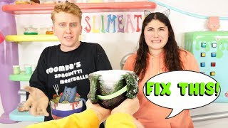 FIX THIS SLIME CHALLENGE! Slimeatory #590