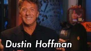 Dustin Hoffman on TOOTSIE and his character Dorothy Michaels
