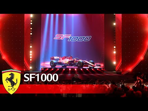 SF1000 - Unveiling