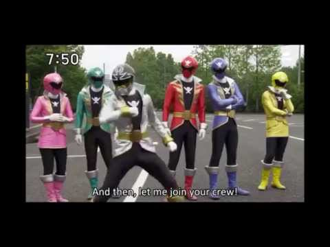 Super Sentai Gokaiger Silver - Super Megaforce Vs Gokaiger ...