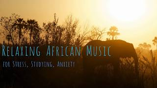 Relaxing African Music for Studying, Anxiety, Meditation