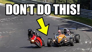 Things You Should NOT Do At The Nürburgring Nordschleife!