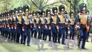 """Nederlandse Militaire Mars """"Jubileummars van de Koninklijke Marechaussee"""""""
