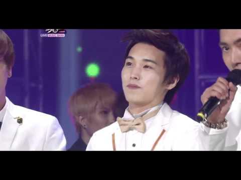 [HD] 110819 Super Junior -  Today's Winner + Encore Music Bank