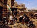 Gustave Bauernfeind Alman oryantalizm ressamı 1848 – 1904