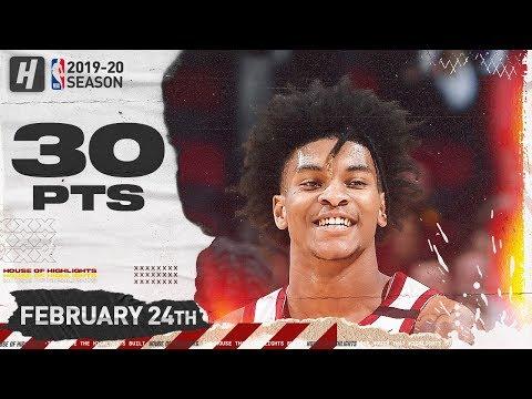 Kevin Porter Jr. 30 Pts Full Highlights | Heat vs Cavaliers | February 24, 2020