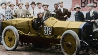 The First Indy 500 Had its Share of Thrills and Spills