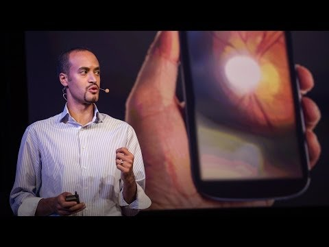 Andrew Bastawrous: Get your next eye exam on a smartphone