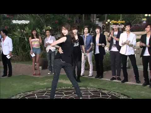 Idol sexy dance - 2pm(Chansung) After School(Uee) Kara(Hara) SHINee(ONew) 4Minute(Hyun Ah)