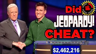Film Theory: How Jeopardy CHEATED Its Best Player! (Jeopardy is Rigged Part 2)