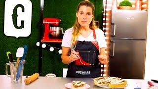 """Valu Ramallo te enseña a preparar una """"Pasta Frola de dulce de leche"""""""