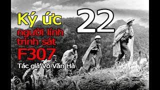 1.282 (22) Phục kích -Kí ức lính trinh sát F307