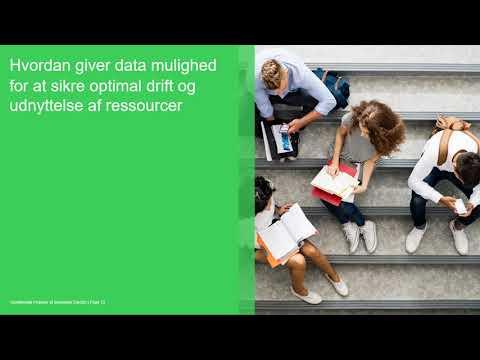 Webinar: Driftsansvarlige på uddannelsesinstitutioner skal fokusere på Big Data | Schneider Electric