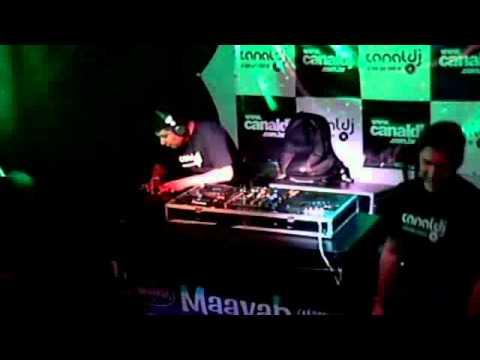 Baixar DJ Christian Pinheiro ( Dance Classics 90 ) especial Canal DJ ao vivo no Maavah Bar - 11.08.2012