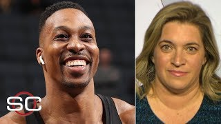 Dwight Howard showed he's physically ready for a Lakers encore - Ramona Shelburne | SportsCenter