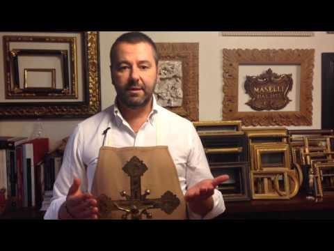 Papa Francesco a Firenze: le opere realizzate da Gabriele Maselli