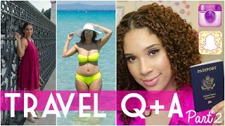 Booking Multi Destination Trips, Cheap Flights, & Travel Haircare Routine
