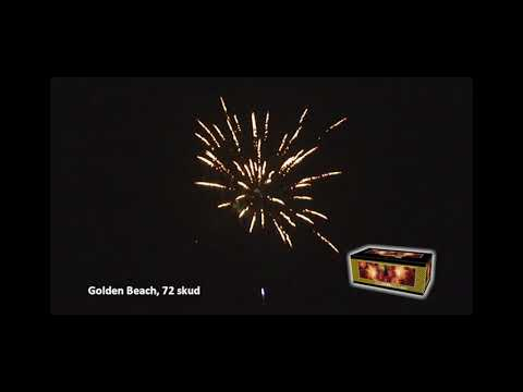 Golden Beach 72 skud