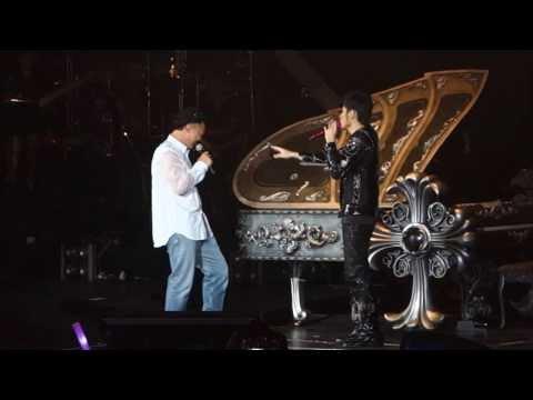 周杰倫 香港演唱會 陳奕迅 嘉賓 歲月如歌+淘汰 1080 HD  2013.09.22