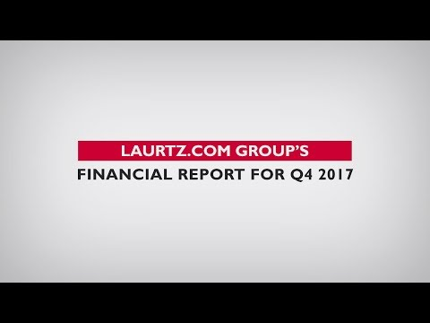 Presentation of Lauritz.com Group's Q4 2017 financial report.