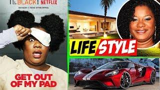 Black Cindy #Lifestyle (Adrienne C  Moore - OITNB) Net Worth, Boyfriend, Interview, Biography