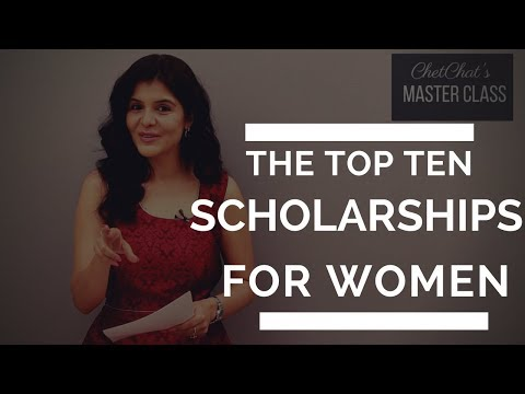 Top 10 International Scholarships for Women to Study Abroad