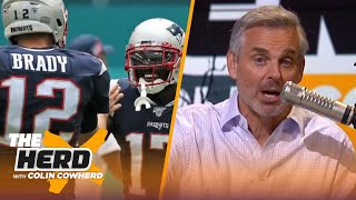 Aaron Rodgers' support, Antonio Brown to Bucs, Baker & OBJ — Eric Mangini discusses | NFL | THE HERD