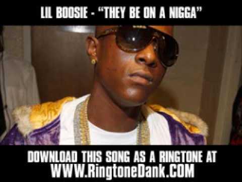 Lil Boosie - They Be On A Nigga [ New Video + Lyrics