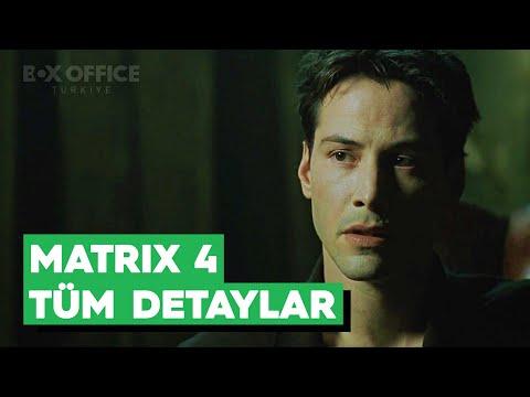Matrix 4 için hazır mıyız? Filmle ilgili tüm detaylar burada...