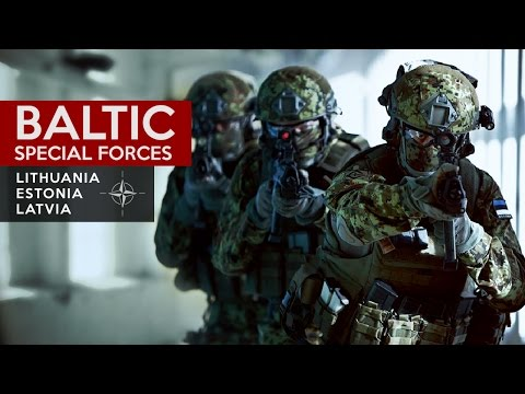 Baltic states Special Forces (Latvia, Estonia, Lithuania)