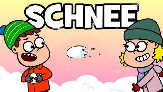 ♪ ♪ Kinderlied Schnee - Winter - Hurra Kinderlieder - Winterlied
