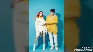 Woossi-Emma[Cặp đôi Việt Hàn cực đáng yêu trong chương trình Vì Yêu Mà Đến]