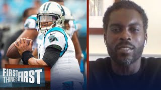 Michael Vick thinks Cam replacing Brady will make Patriots offense one to watch | FIRST THINGS FIRST